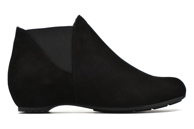 Bottines et boots Unisa Afra Noir vue derrière