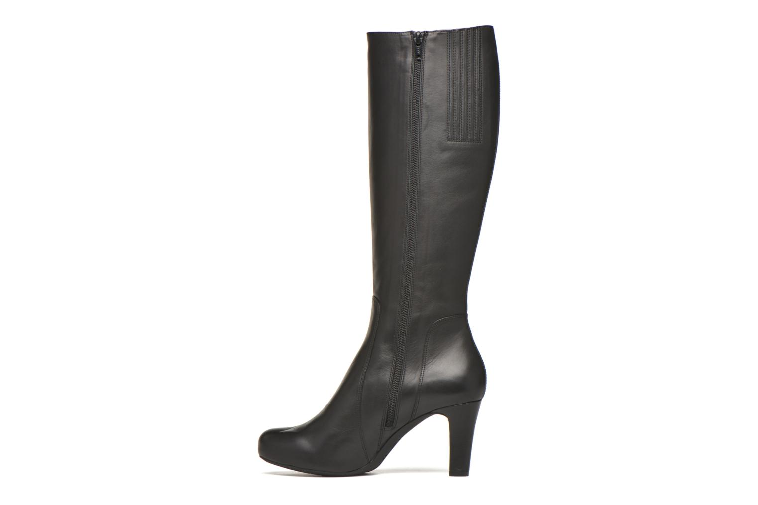 Ankle boots Unisa Nale Black front view