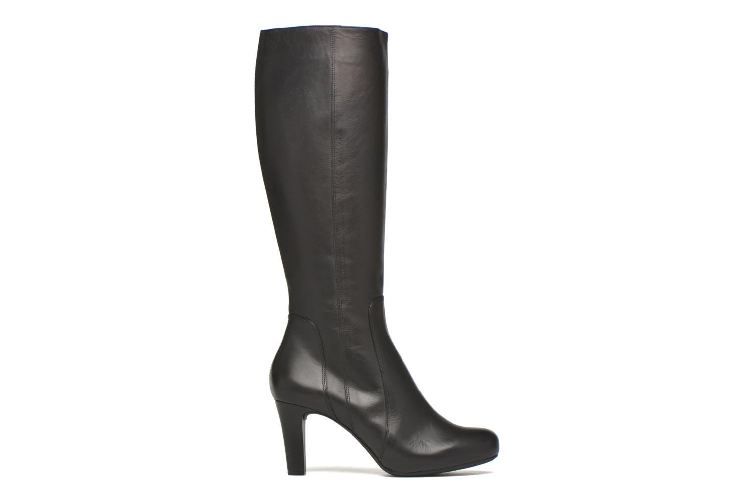 Ankle boots Unisa Nale Black back view