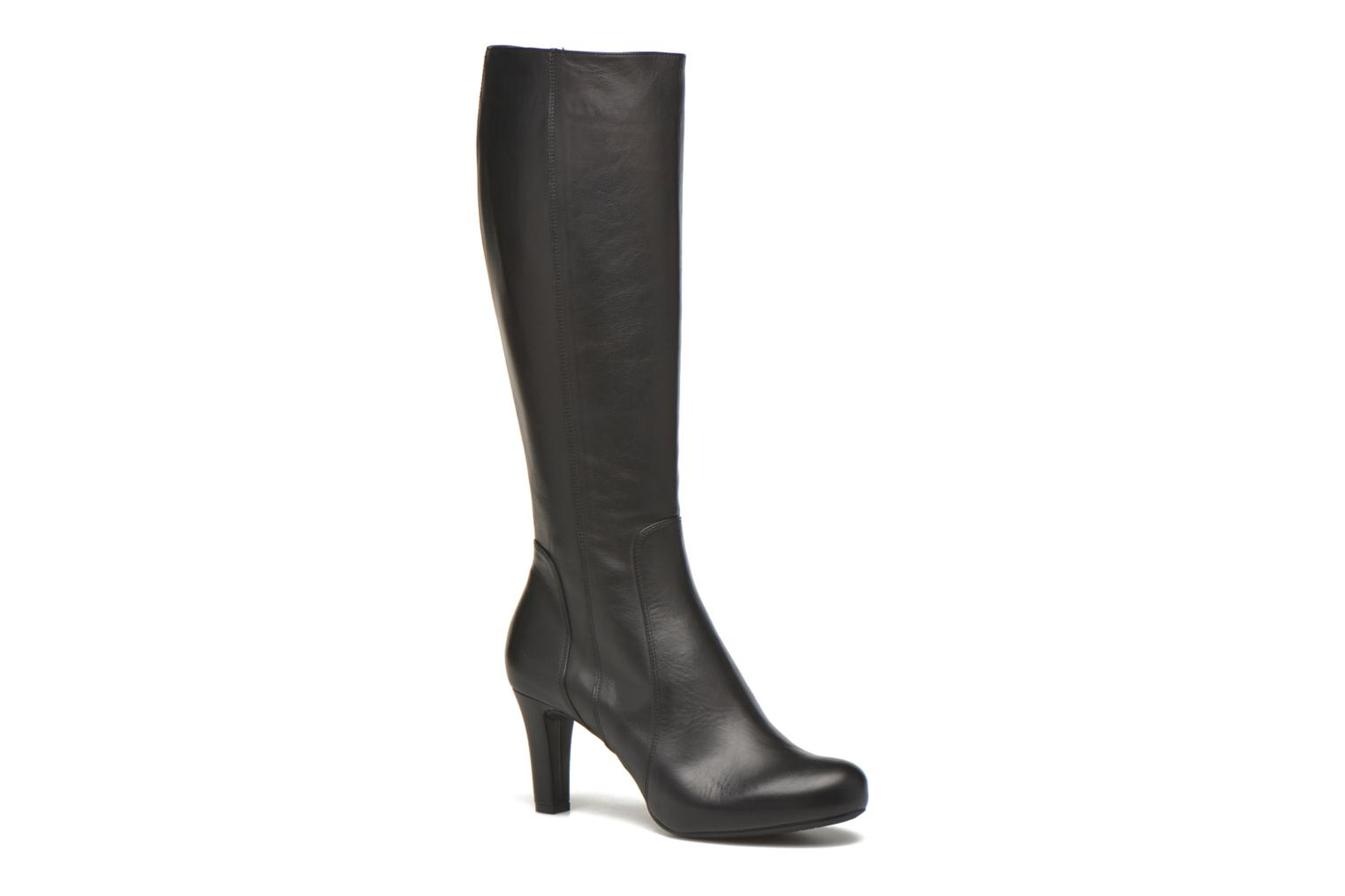 Ankle boots Unisa Nale Black detailed view/ Pair view