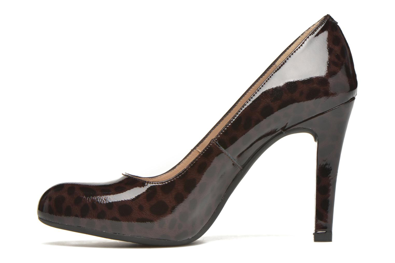 High heels Unisa Patty Multicolor front view