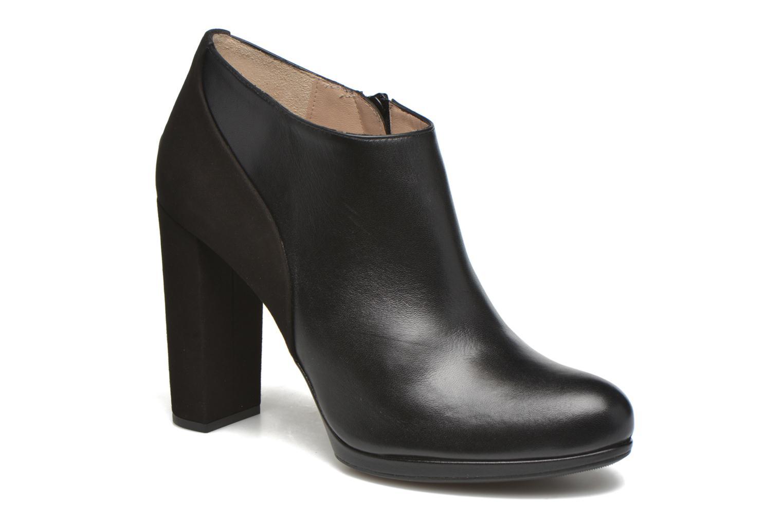 Grandes descuentos últimos zapatos Unisa Prudene (Negro) - Botines  Descuento