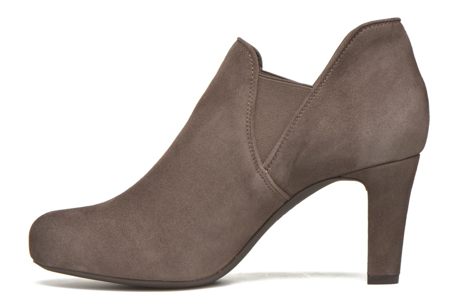 Ankle boots Unisa Nepu Grey front view