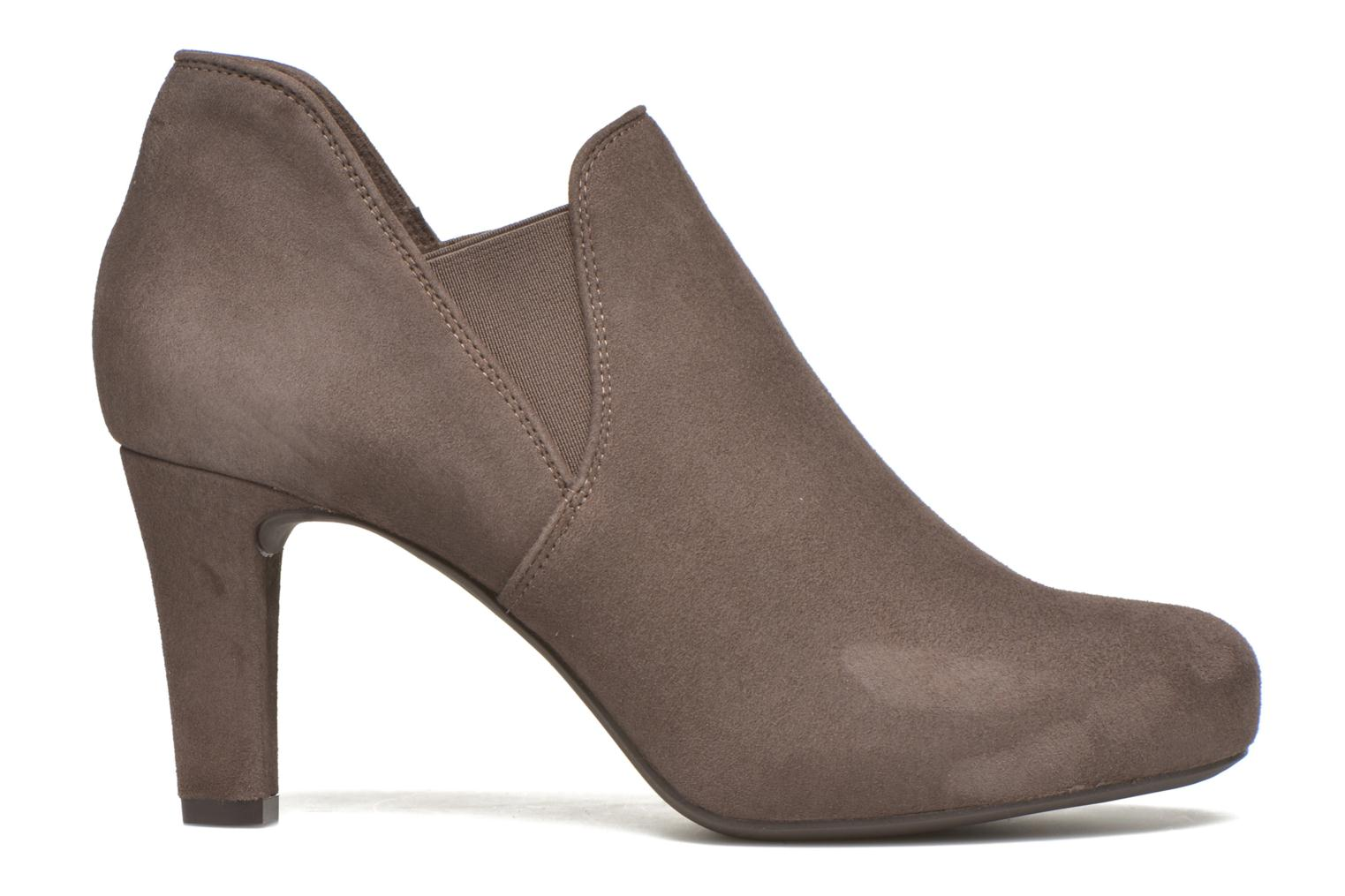 Ankle boots Unisa Nepu Grey back view