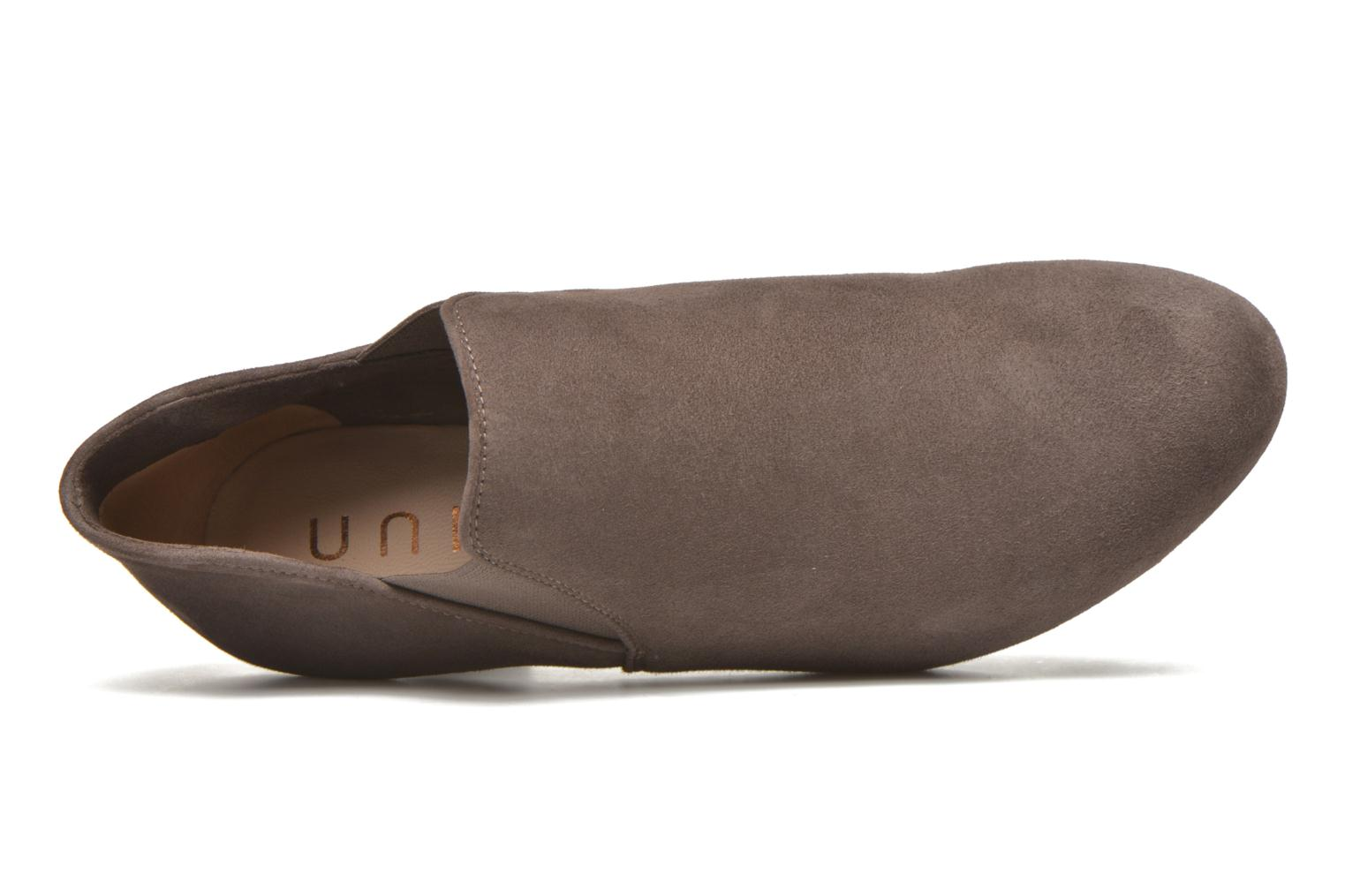 Ankle boots Unisa Nepu Grey view from the left