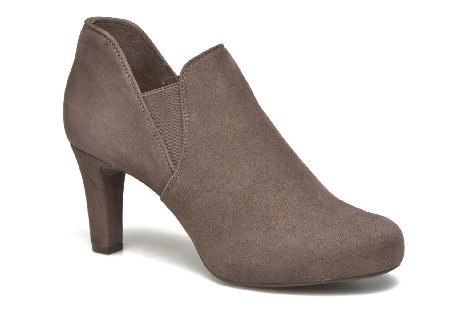 Ankle boots Unisa Nepu Grey detailed view/ Pair view