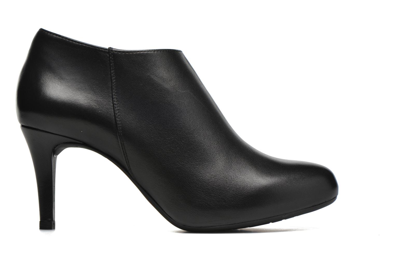 Bottines et boots Unisa Narbo Noir vue derrière