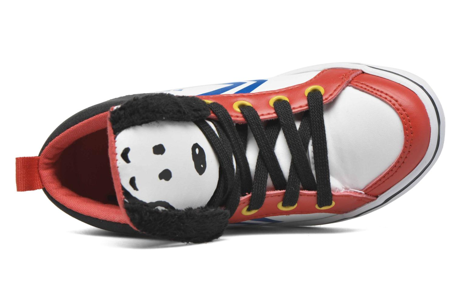 Delta Mid Peanuts Snoopy/White Smooth