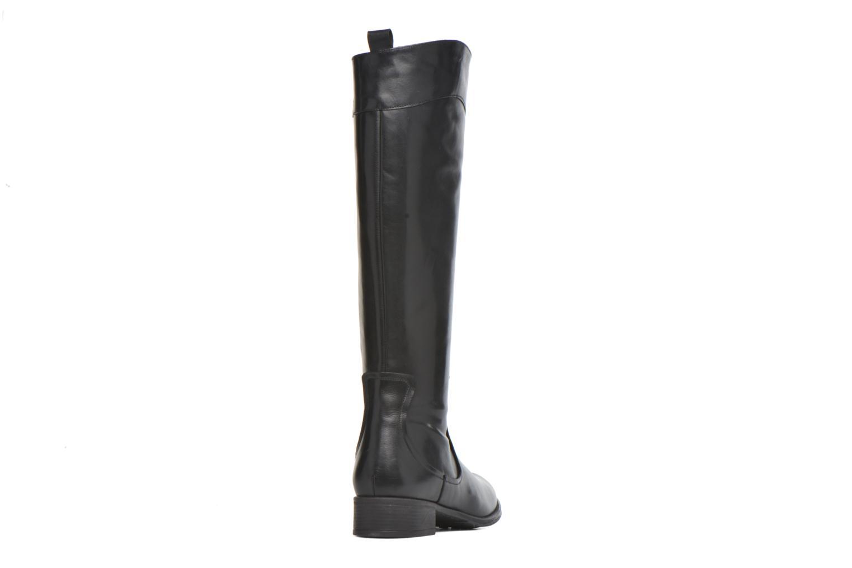 Stiefel Made by SARENZA Boots Camp #15 schwarz ansicht von vorne
