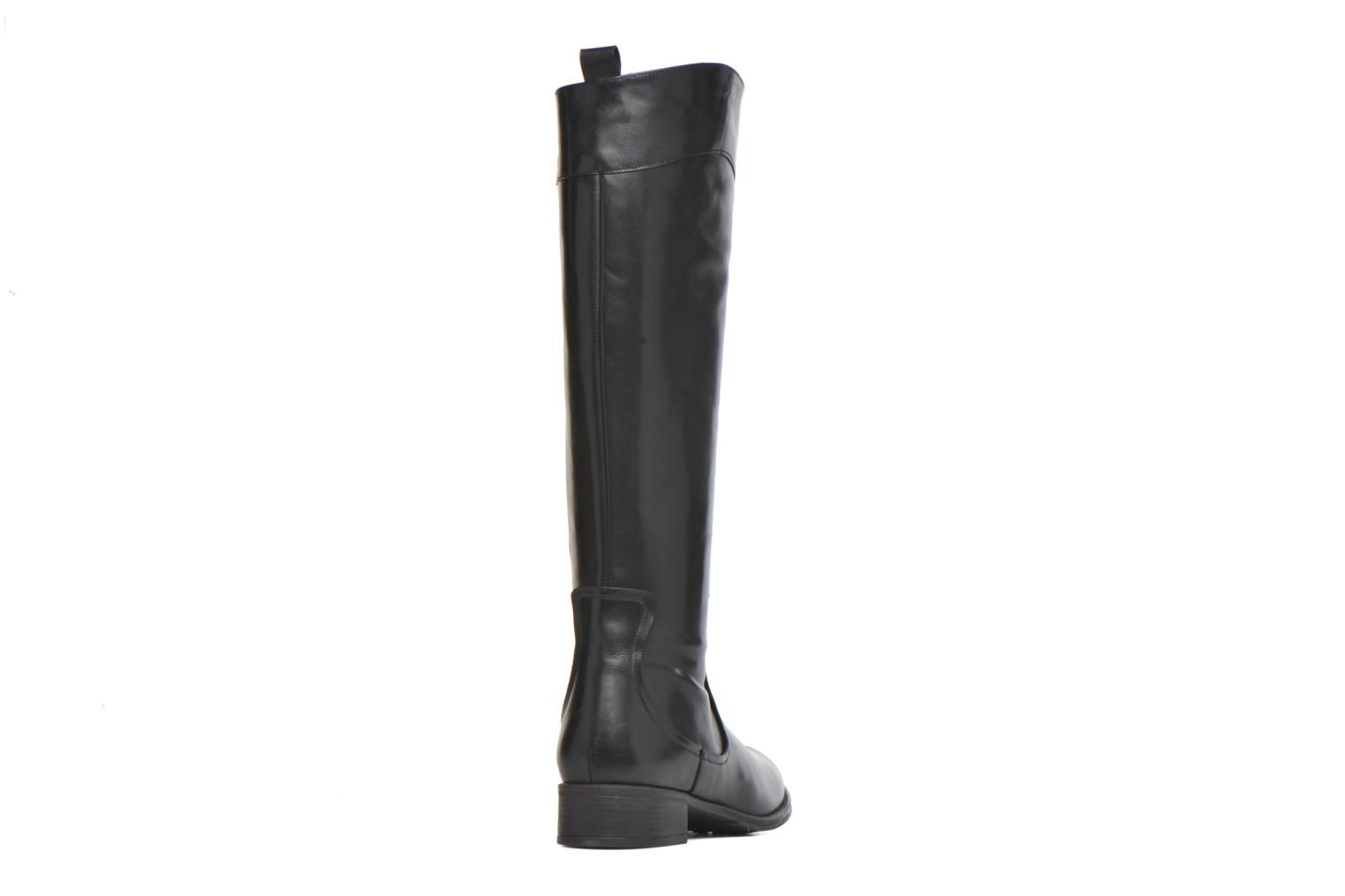 Boots & wellies Made by SARENZA Boots Camp #15 Black front view