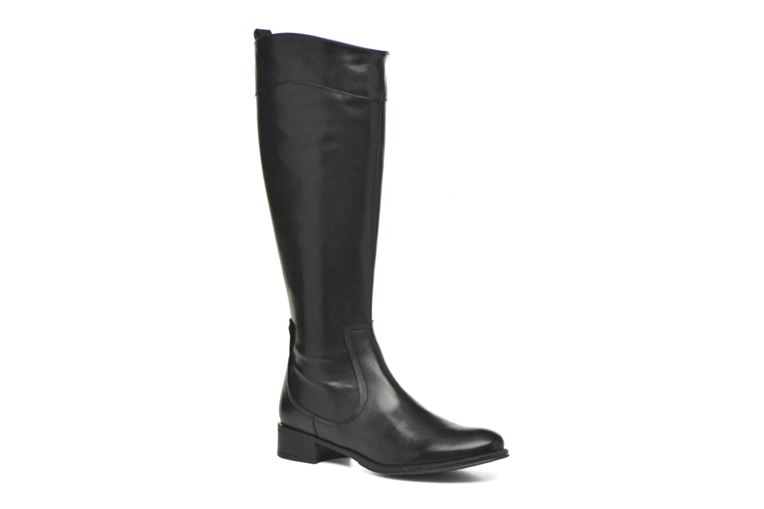 Boots & wellies Made by SARENZA Boots Camp #15 Black view from the right