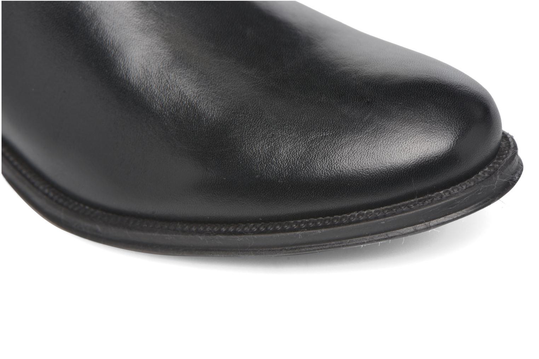 Stiefel Made by SARENZA Boots Camp #15 schwarz ansicht von links