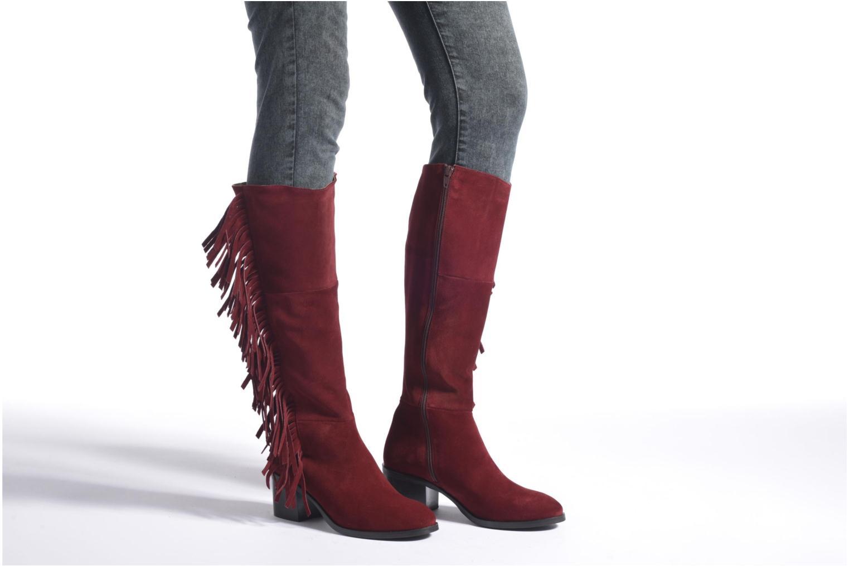 Grandes descuentos últimos zapatos Made by SARENZA See Ya Topanga #5 (Vino) - Botas Descuento