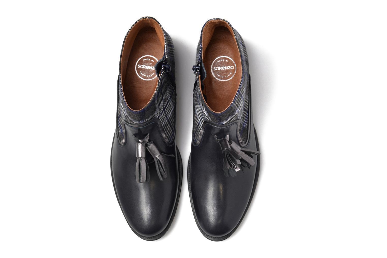 Bottines et boots Made by SARENZA West Mister #10 Bleu vue portées chaussures