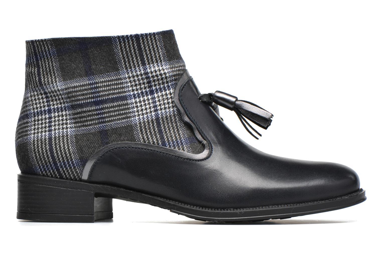 Bottines et boots Made by SARENZA West Mister #10 Bleu vue détail/paire