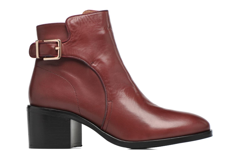 Bottines et boots Made by SARENZA See Ya Topanga #3 Bordeaux vue détail/paire