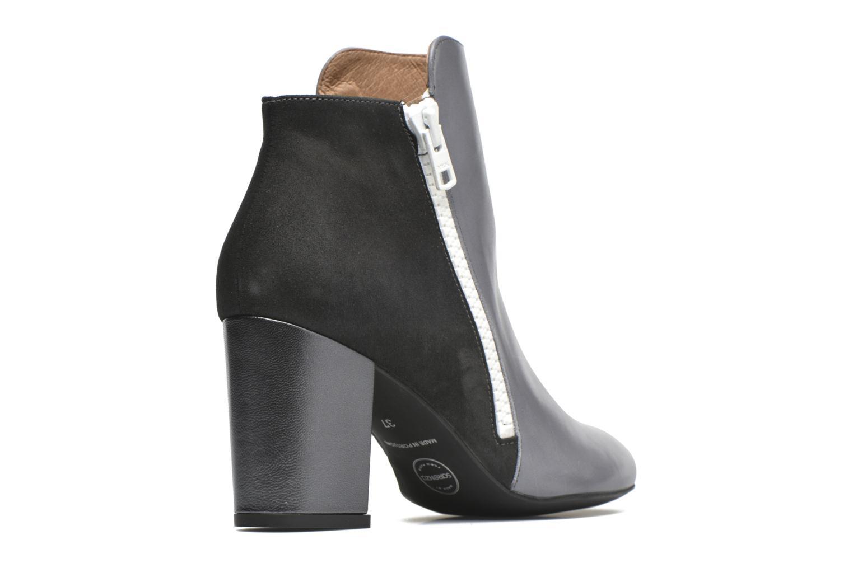 Stiefeletten & Boots Made by SARENZA Winter Ski #1 grau ansicht von vorne