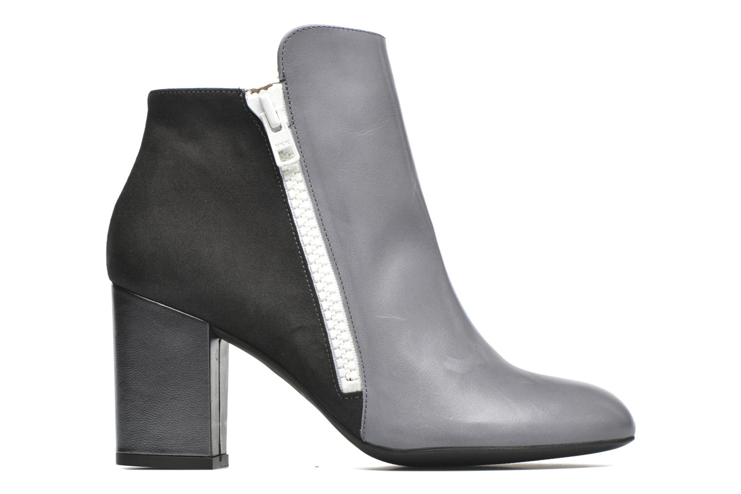Ankle boots Made by SARENZA Winter Ski #1 Grey detailed view/ Pair view