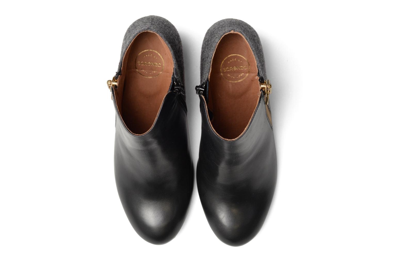 Stiefeletten & Boots Made by SARENZA Winter Ski #1 schwarz schuhe getragen