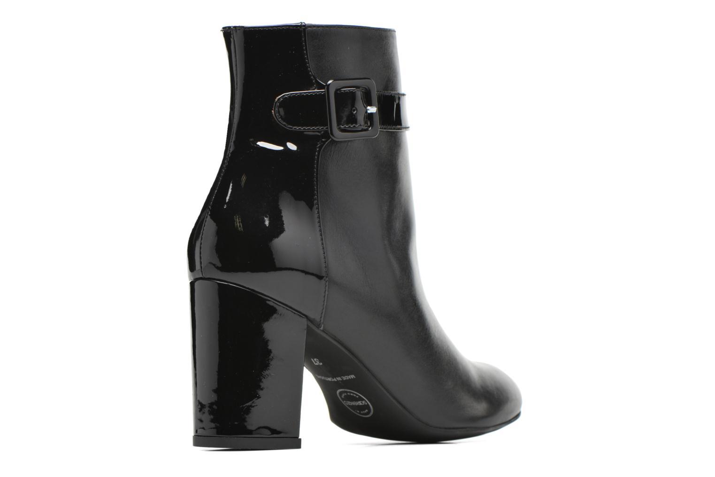 Bottines et boots Made by SARENZA Queens Cross #2 Noir vue face
