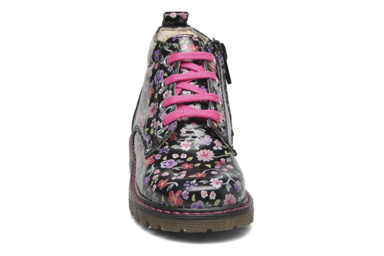 Ankle boots Bopy Baviere Multicolor model view