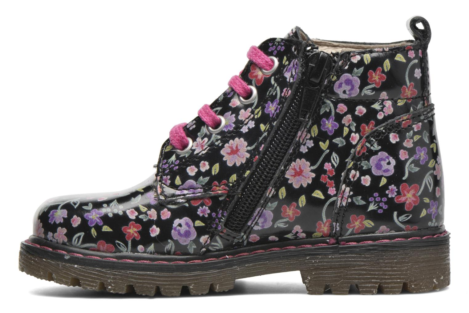 Ankle boots Bopy Baviere Multicolor front view