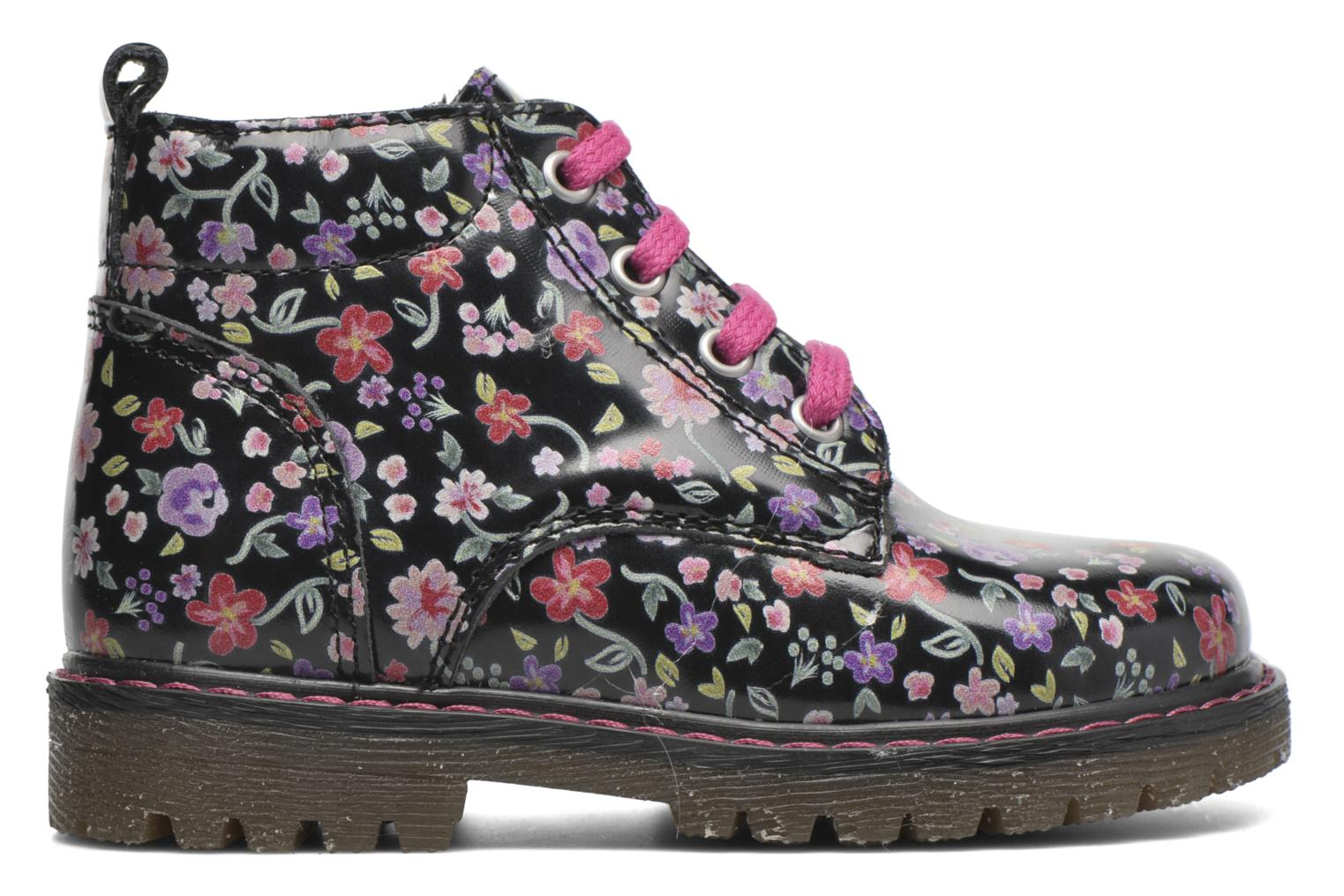 Ankle boots Bopy Baviere Multicolor back view