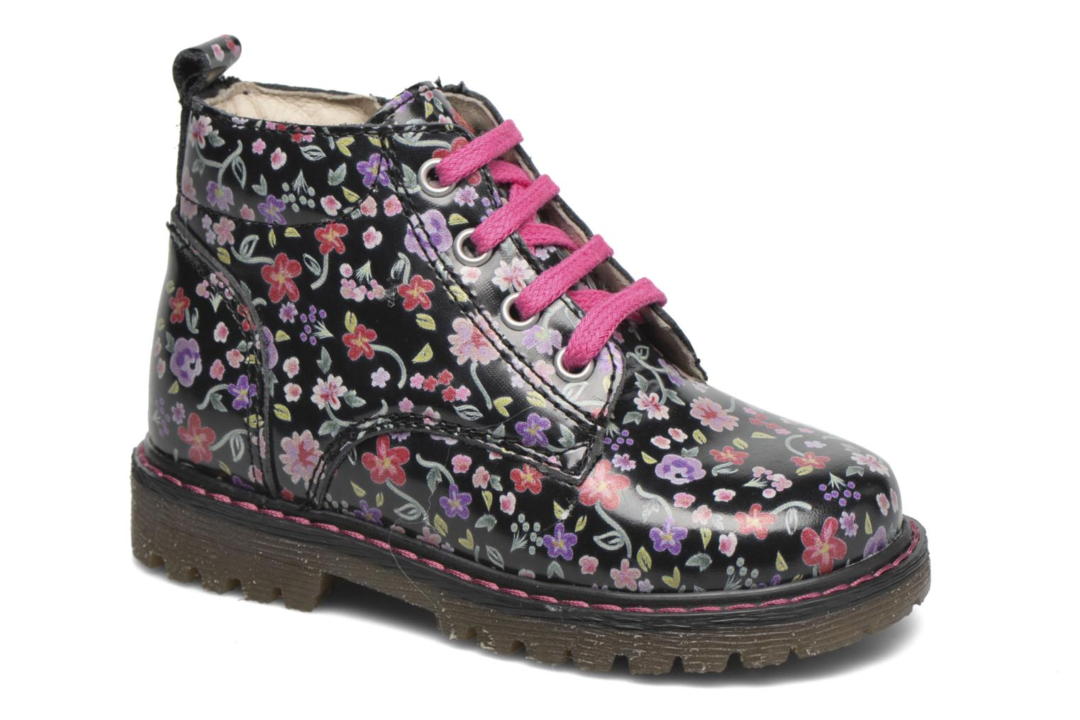 Ankle boots Bopy Baviere Multicolor detailed view/ Pair view