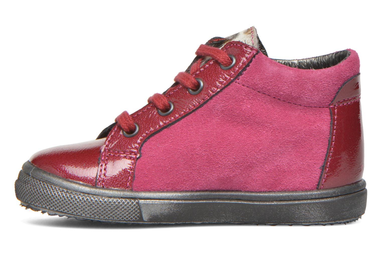 Bottines et boots Bopy Besprit Rose vue face