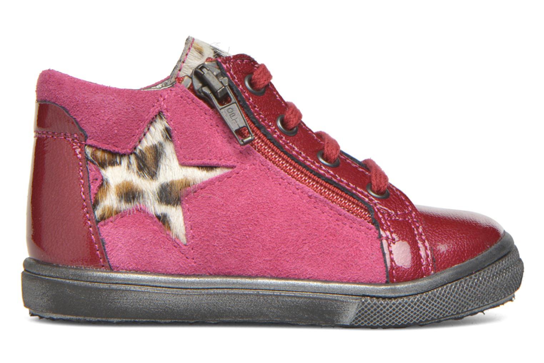 Bottines et boots Bopy Besprit Rose vue derrière