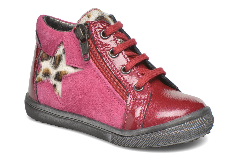 Bottines et boots Bopy Besprit Rose vue détail/paire