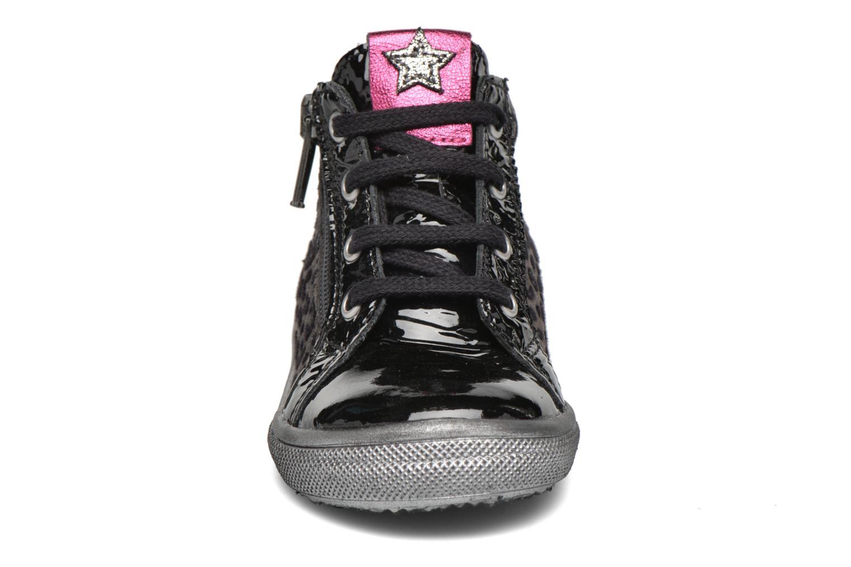 Ankle boots Bopy Bomimi Black model view
