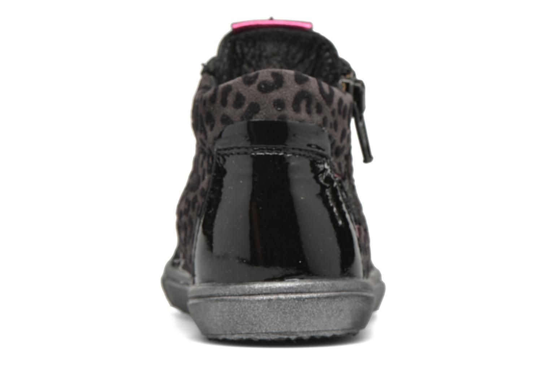Bottines et boots Bopy Bomimi Noir vue droite