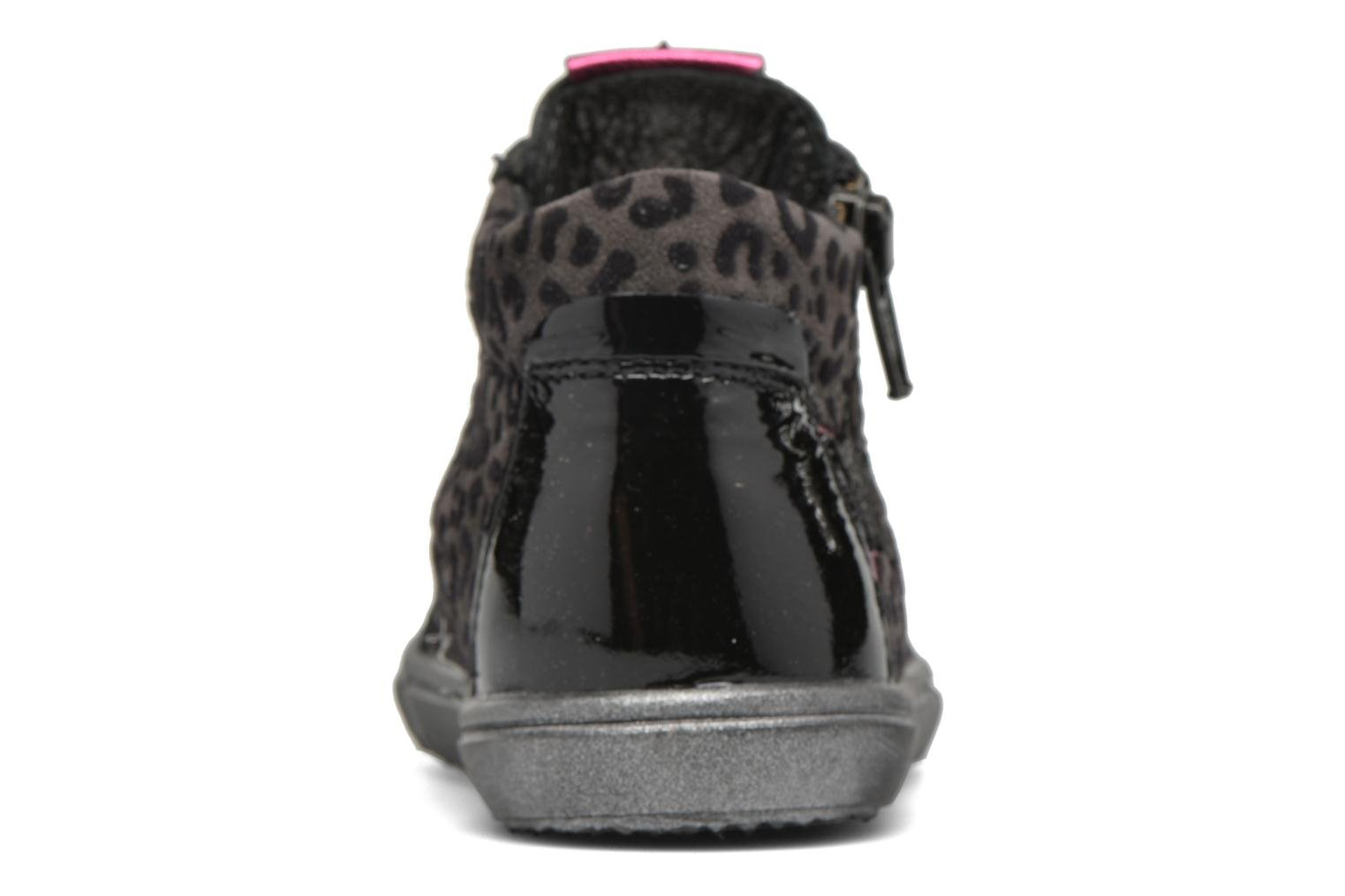 Ankle boots Bopy Bomimi Black view from the right