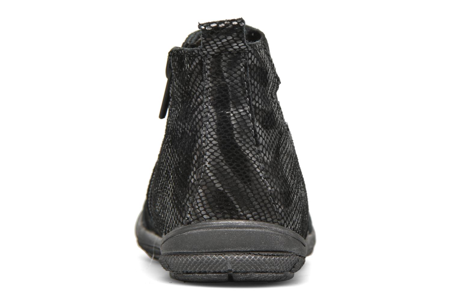 Ankle boots Bopy Bonomi Black view from the right