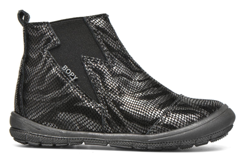 Ankle boots Bopy Bonomi Black back view