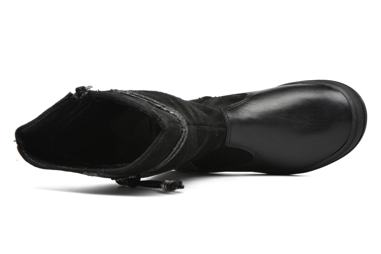 Bottes Bopy Sagata Noir vue gauche