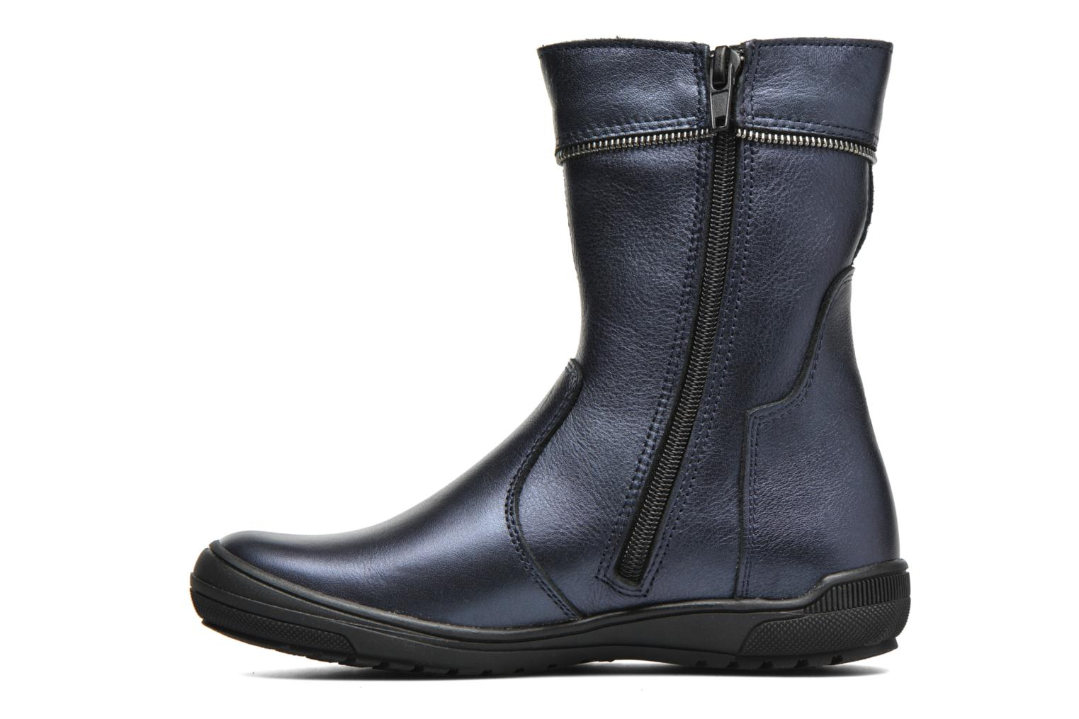 Boots & wellies Bopy Saraba Blue front view