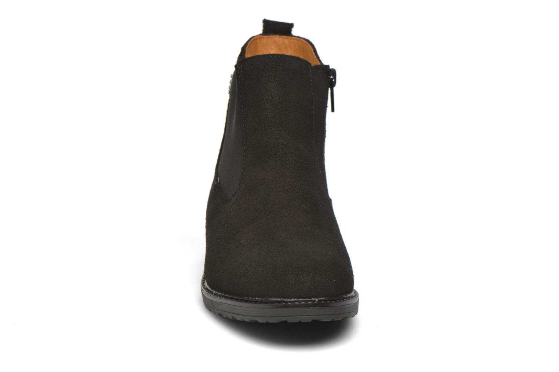 Bottines et boots Bopy Selfy Noir vue portées chaussures