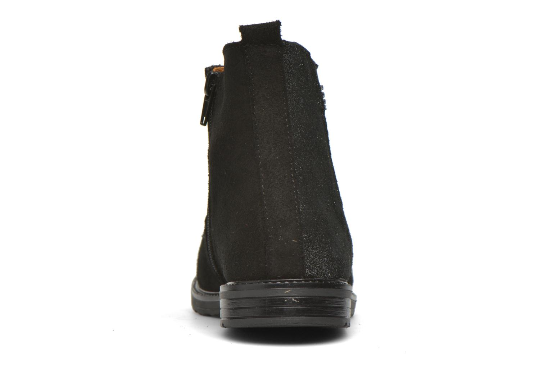 Bottines et boots Bopy Selfy Noir vue droite