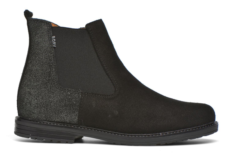 Bottines et boots Bopy Selfy Noir vue derrière
