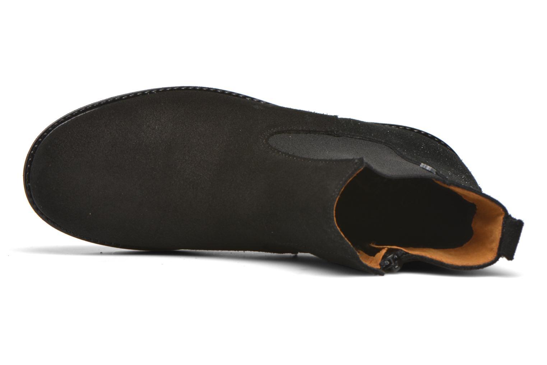 Bottines et boots Bopy Selfy Noir vue gauche