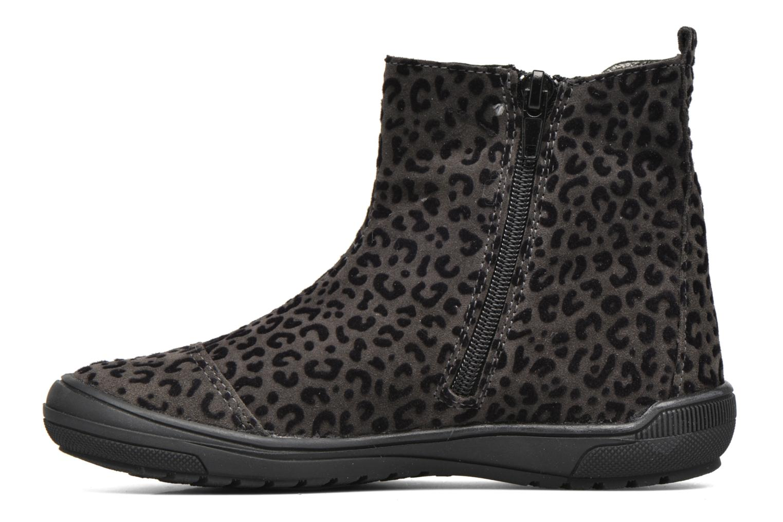 Bottines et boots Bopy Selia Gris vue face