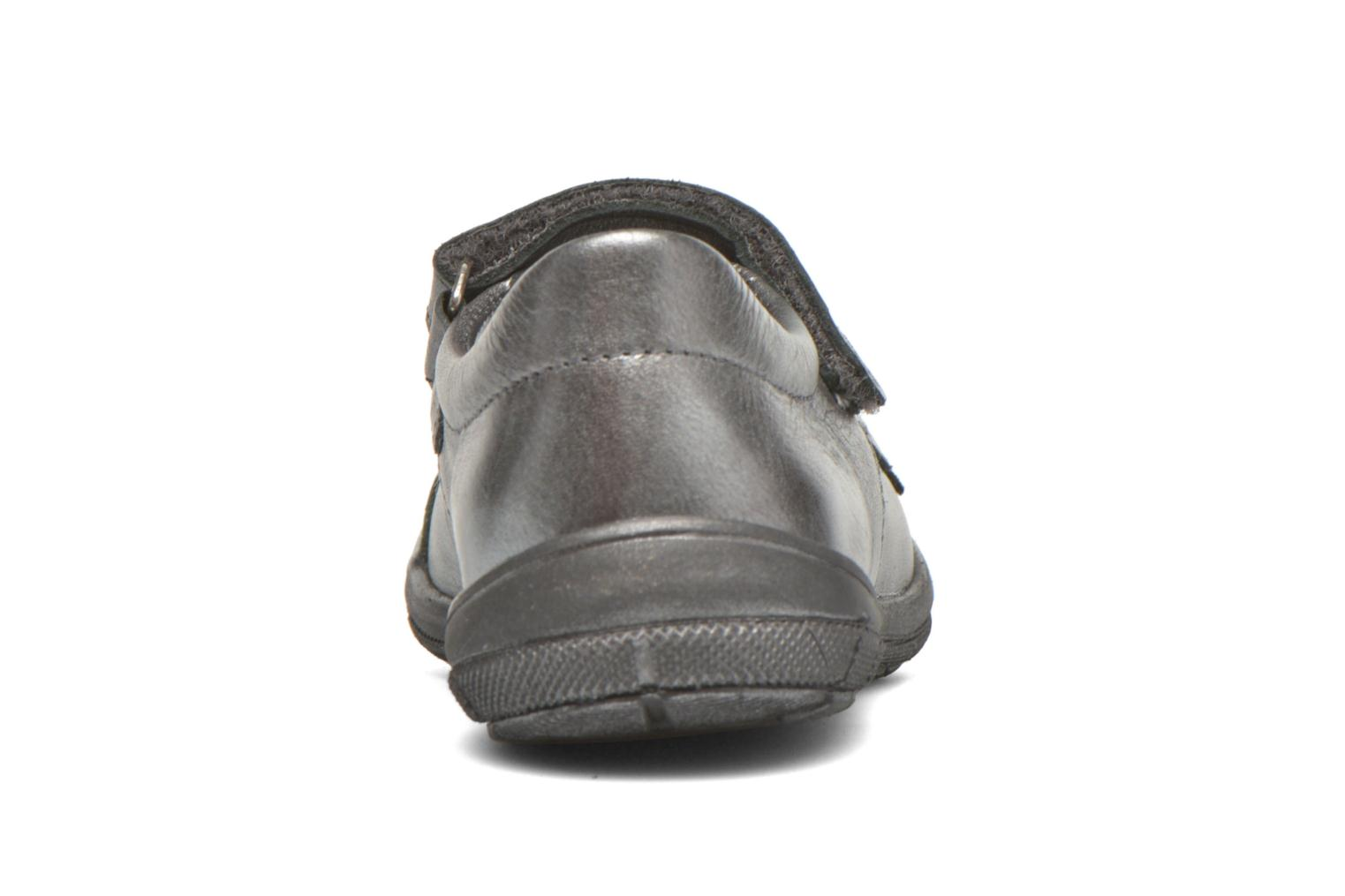 Ballet pumps Bopy Silado Grey view from the right