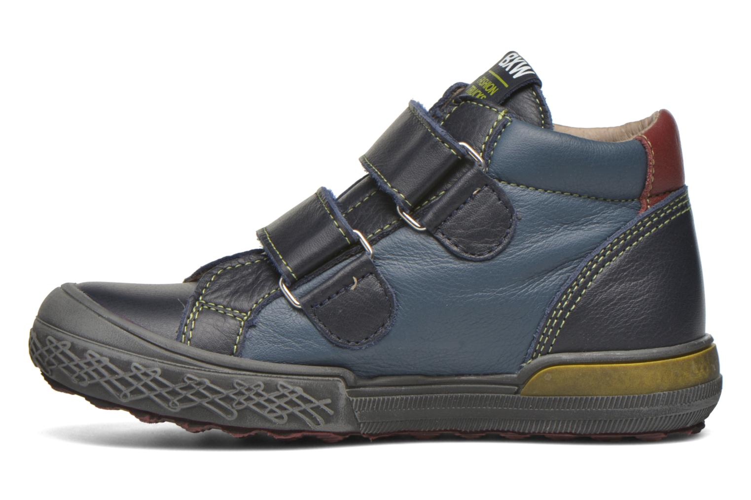 Trainers Bopy Vagovel Blue front view