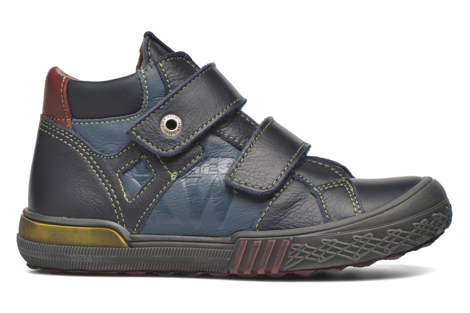 Trainers Bopy Vagovel Blue back view
