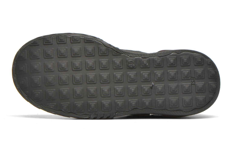 Chaussures à scratch Bopy Vaillant Noir vue haut