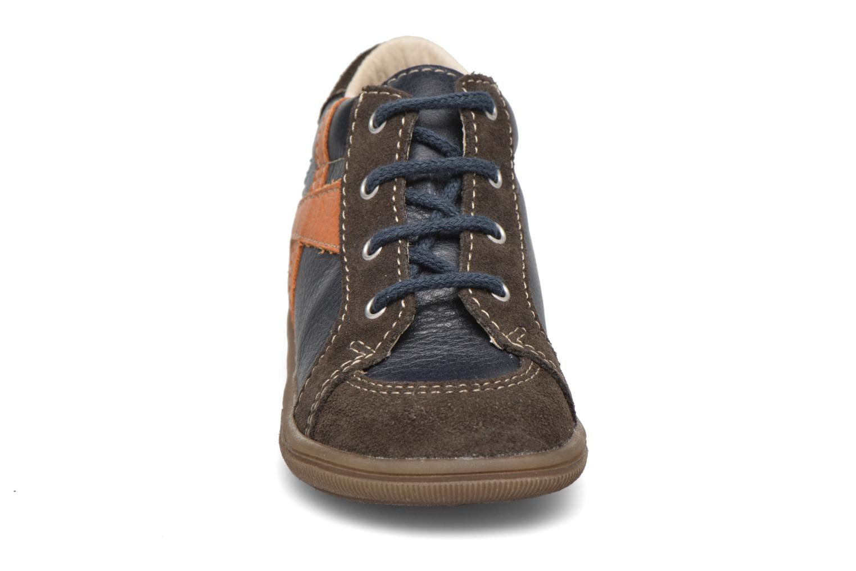 Stiefeletten & Boots Bopy Zabre blau schuhe getragen