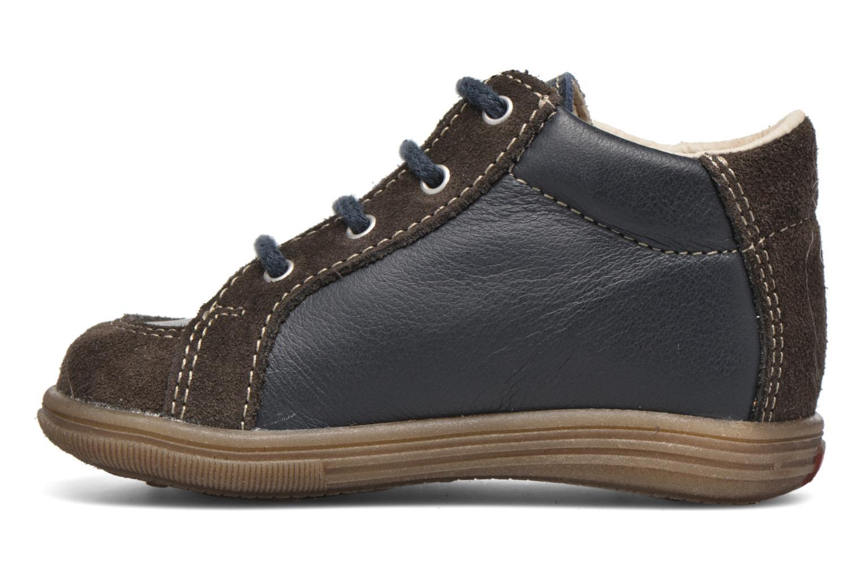 Stiefeletten & Boots Bopy Zabre blau ansicht von vorne