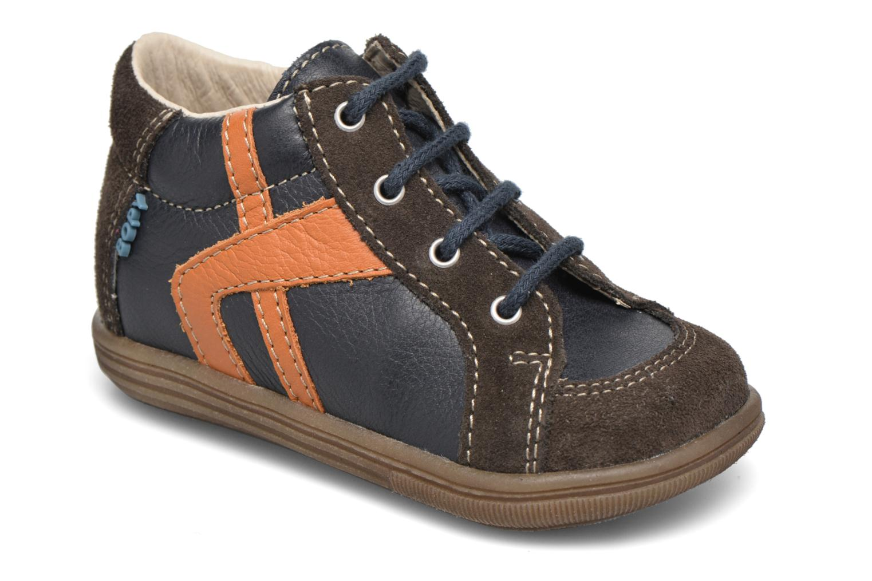 Stiefeletten & Boots Bopy Zabre blau detaillierte ansicht/modell